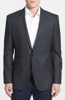 HUGO BOSS 'Hutch' Trim Fit Wool Sportcoat