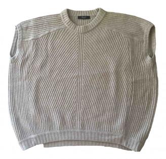 Max Mara Weekend Beige Wool Knitwear