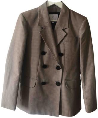 Carolina Ritzler Multicolour Polyester Jackets