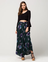 Patrons Of Peace Floral Maxi Skirt