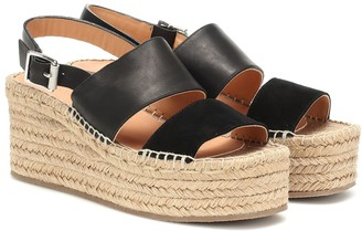 Rag & Bone Edie leather espadrille sandals