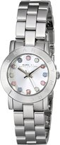 Marc Shoes by Women's MBM3217 Stainless-Steel Quartz Watch