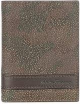 Salvatore Ferragamo card holder - men - Leather - One Size