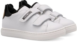 MOSCHINO BAMBINO Low-Top Sneakers