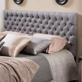 Asstd National Brand Blaine Full/Queen Upholstered Tufted Headboard