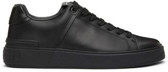Balmain Black B-Court Sneakers