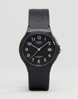 Casio Analogue Classic Watch In Black Mw59-1b