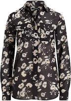 Ralph Lauren Floral Button-Down Shirt