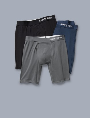 Tommy John Cool Cotton Boxer Brief 3 Pack