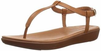 FitFlop Women's Tia Toe-Thong Flat Sandal