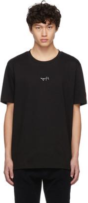 HUGO Black Durned Logo T-Shirt