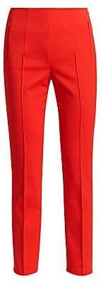 Akris Women's Conny Technical Cotton Pants