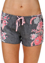 PJ Salvage Eastern Influence Floral Shorts