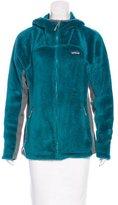 Patagonia Fleece Zip-Front Jacket