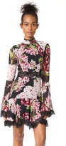 Nicholas Heather Floral Mini Dress