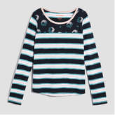 Joe Fresh Kid Girls' Print Panel Tee