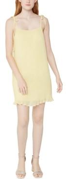 BCBGeneration Pleated Mini Dress