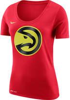 Nike Women's Atlanta Hawks NBA Dry Logo T-Shirt