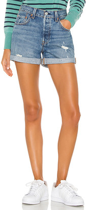 Levi's 501 Short Long. - size 24 (also