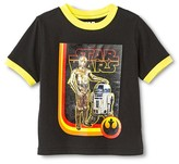 Star Wars Star WarsTM Toddler Boys' Tee Shirt - Black