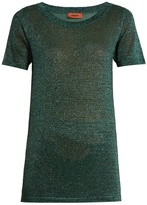 Missoni Round-neck knit T-shirt