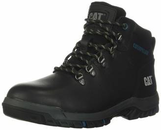 Caterpillar Mae ST Waterproof CSA Work Boot Women 6 Black