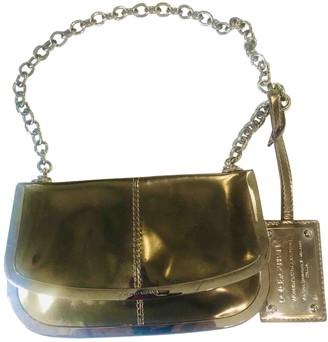 Dolce & Gabbana Metallic Patent leather Handbags
