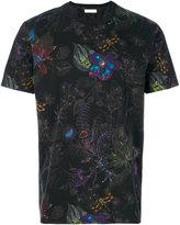 Etro floral print T-shirt - men - Cotton - S