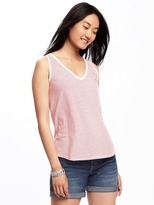 Old Navy EveryWear Striped Tank for Women