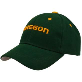 Top of the World Unbranded Oregon Ducks Youth Green Adjustable Hat