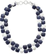 David Lawrence Short Cateye Necklace
