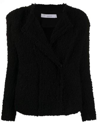 IRO Palie boucle-knit jacket