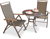 Island Breeze 3-Pc. Dining Set (Table & 2 Chairs), Direct Ship