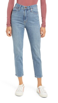 Madewell Perfect Vintage Style High Rise Jeans