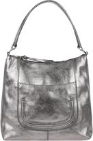 Accessorize Karen Leather Hobo Shoulder Bag