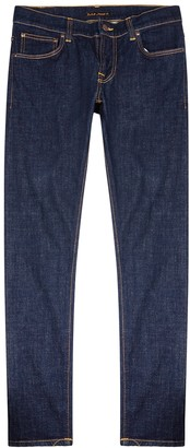 Nudie Jeans Tight Terry slim-leg denim jeans