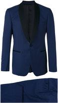 Lardini two-piece dinner suit - men - Polyester/Cupro/Viscose/Wool - 54