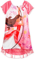 Disney Princess Elena of Avalor Nightgown, Little Girls (2-6X) and Big Girls (7-16)