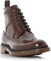 Barbour Billingham Hi Shine Brogue Boots