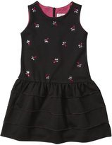 Blush by Us Angels Tank Drop Waist (Toddler/Kid) - Black-6x