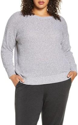Eileen Fisher Organic Linen & Cotton Sweater
