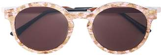 Thierry Lasry Silenty round frame sunglasses
