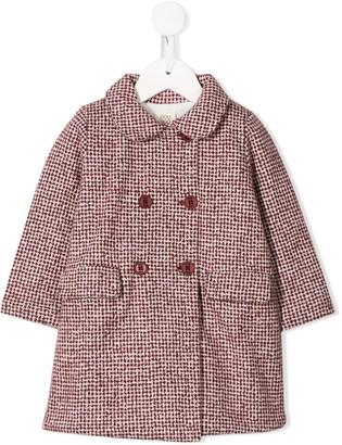 Douuod Kids double breasted midi coat