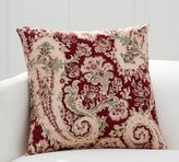 Pottery Barn Dasha Paisley Pillow Cover