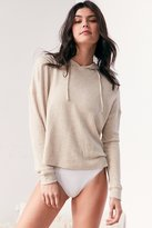 Out From Under Farrah Thermal Hoodie Sweatshirt