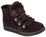 Skechers Women's BOBS Alpine Fur-Eva Boot