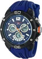 U.S. Polo Assn. Sport Men's US9496 Analog-Digital Display Analog Quartz Watch