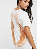 We The Free Wing Tee at Free People