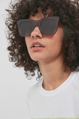 DIFF Eyewear Kaia Cat-Eye Sunglasses
