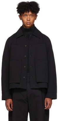 Craig Green Black Line Stitch Worker Jacket